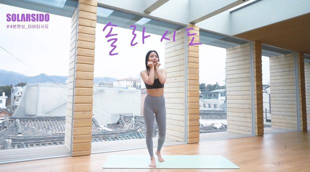 Solar (MAMAMOO) chia sẻ bí quyết giảm béo toàn thân bằng bộ bài tập có hiệu quả giảm cân nhanh nhất hiện nay - Ảnh 2.