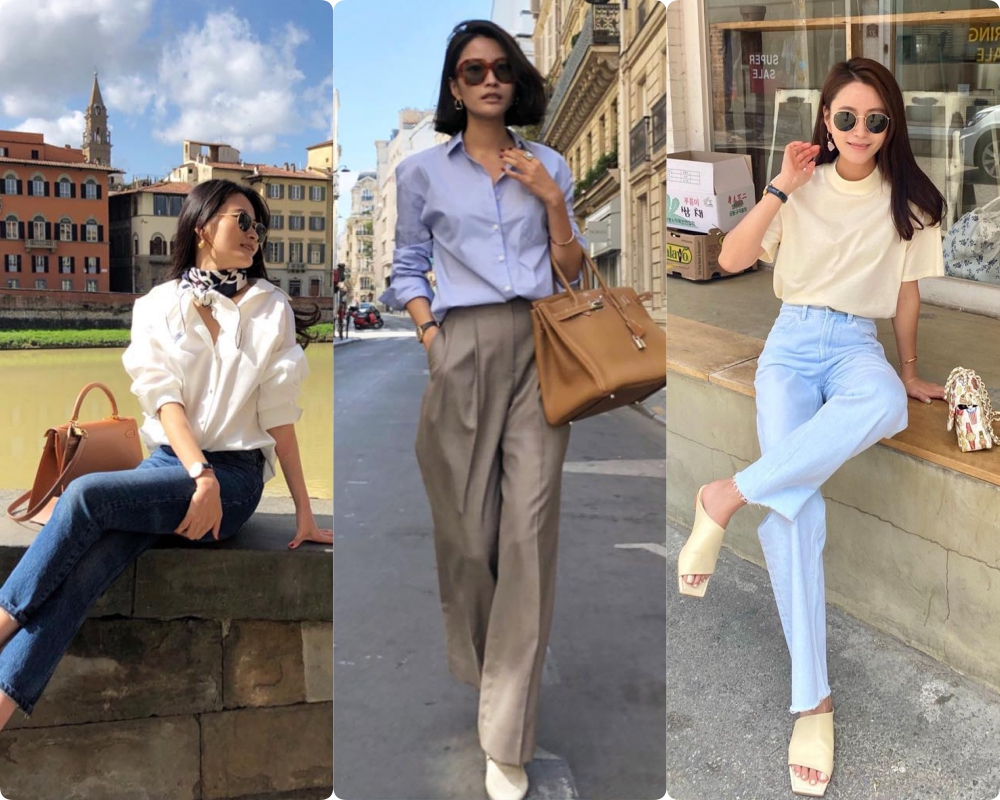 Blogger người Hàn chót mê style Pháp: - Ảnh 6.