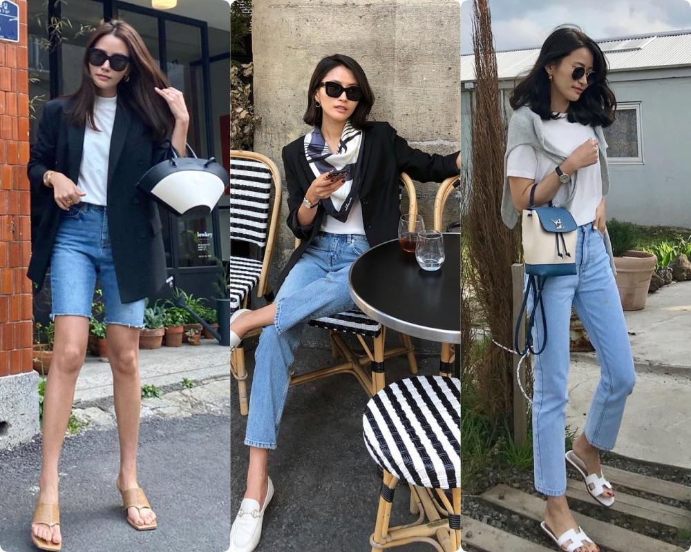 Blogger người Hàn chót mê style Pháp: - Ảnh 7.