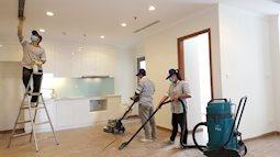 Dịch vụ tổng vệ sinh căn hộ - GIDIVI cánh tay đắc lực của người bận rộn