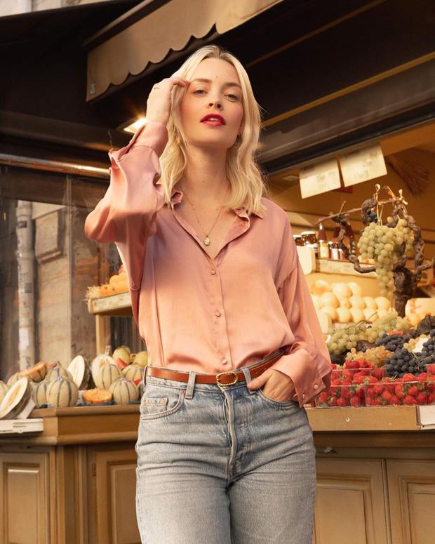 Điểm mặt 5 kiểu áo sơ mi của phụ nữ Pháp, chỉ cần diện đơn giản cũng đạt 100 điểm tinh tế! - Ảnh 1.