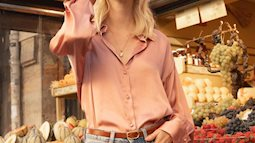 Điểm mặt 5 kiểu áo sơ mi của phụ nữ Pháp, chỉ cần diện đơn giản cũng đạt 100 điểm tinh tế!