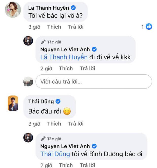 Việt Anh có động thái đầu tiên giữa lúc vợ cũ tố ai đó cướp quyền nuôi con, giữa vô số bình luận chỉ trả lời đúng 2 câu! - Ảnh 3.