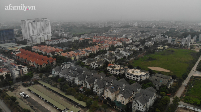 Hơn chục năm nhưng đô thị Vân Canh vẫn chỉ là màu
