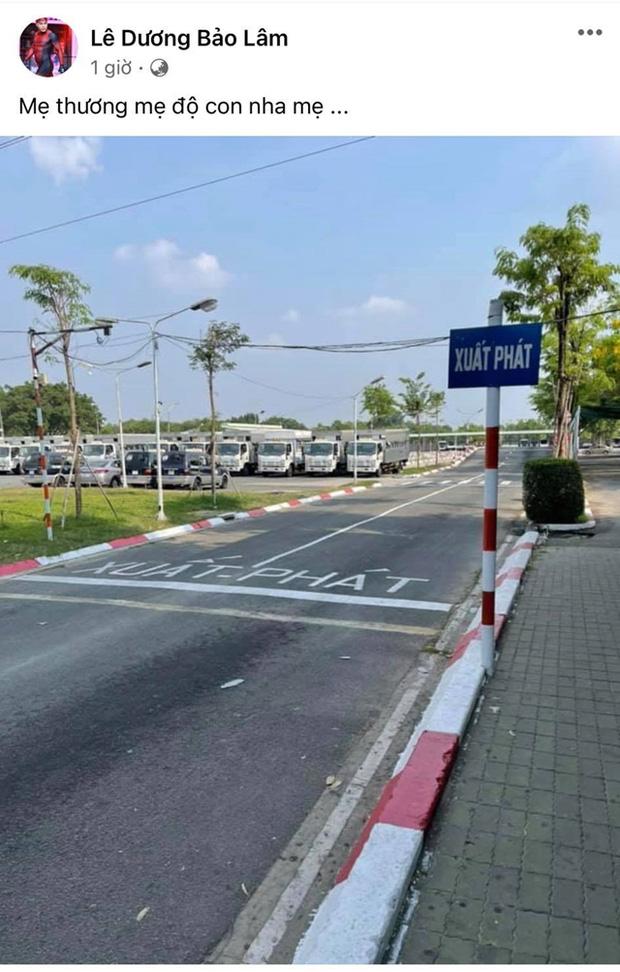 Lê Dương Bảo Lâm thi bằng lái xe lần thứ 14 vẫn rớt, dàn sao Việt và netizen ùa vào trêu làm chính chủ tức á! - Ảnh 1.