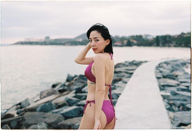 Đây là tấm ảnh body của Tóc Tiên lúc hịn nhất: Vòng eo con người đẹp cỡ nào mà quyết tâm 1 tháng phải lấy lại? - Ảnh 4.