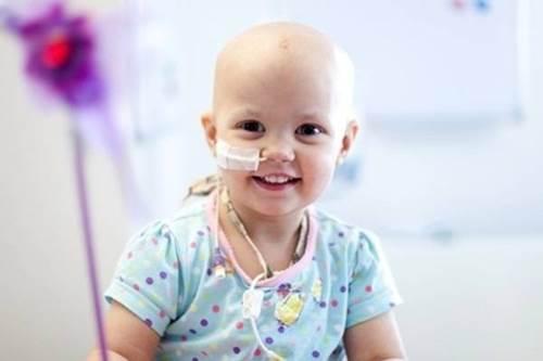 Ung thư ở trẻ em: 80% có cơ hội được chữa khỏi bệnh - Ảnh 1.