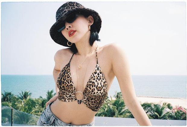 Đây là tấm ảnh body của Tóc Tiên lúc hịn nhất: Vòng eo con người đẹp cỡ nào mà quyết tâm 1 tháng phải lấy lại? - Ảnh 3.