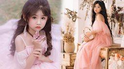 Bé gái Buôn Ma Thuột sở hữu nét đẹp thanh tú, visual đỉnh cao ai nhìn cũng đoán lớn lên thành Hoa hậu
