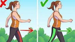 8 sai lầm khi đi bộ khiến sức khỏe bị tổn hại, thậm chí đau nhức toàn thân