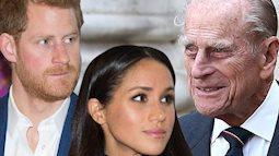 Dân Anh nghĩ gì khi Meghan Markle không trở về chịu tang Hoàng tế Philip, để Harry một mình đối mặt tất cả?
