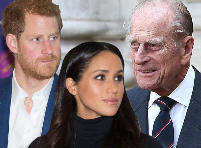Dân Anh nghĩ gì khi Meghan Markle không trở về chịu tang Hoàng tế Philip, để Harry một mình đối mặt tất cả? - Ảnh 3.