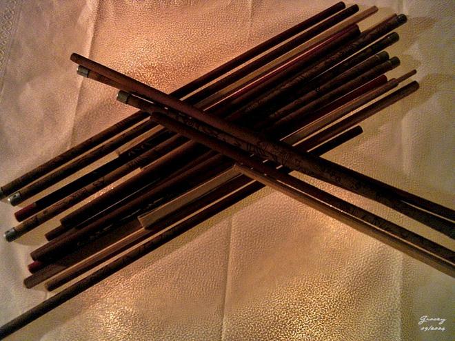 Sự khác biệt giữa đũa Nhật, đũa Trung và đũa Hàn: Có thể bạn đã biết, nhưng chưa biết rõ - Ảnh 3.