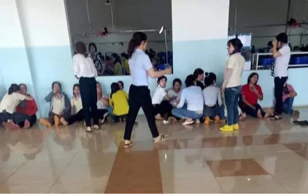 Hàng chục công nhân đau đầu, nôn ói phải nhập viện sau bữa trưa - Ảnh 1.