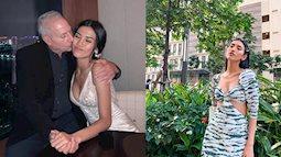 Sau khi chia tay tỷ phú Mỹ U80, người mẫu Việt nóng bỏng có động thái bất ngờ