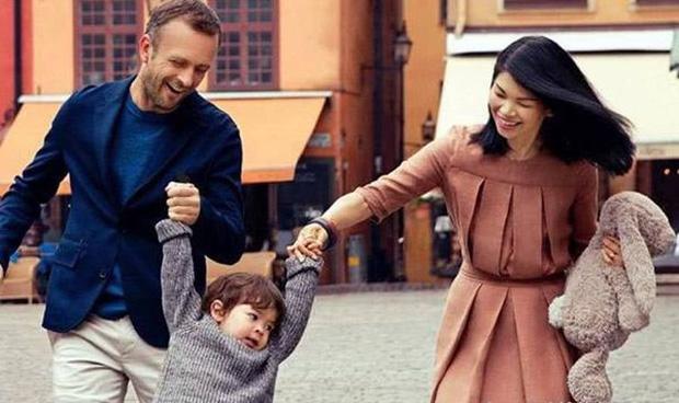 Siêu mẫu xấu nhất Trung Quốc kết hôn và sinh con trai, nhìn ngoại hình em bé ai cũng bất ngờ - Ảnh 7.