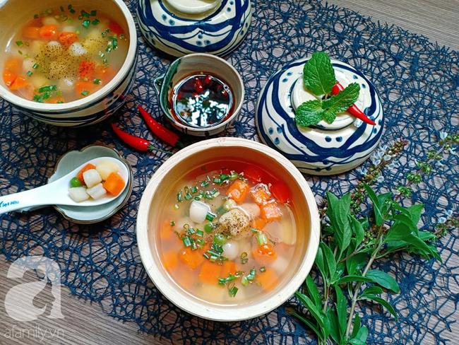 5 món canh giúp ấm bụng, vừa đơn giản lại bổ dưỡng, ngon không cưỡng lại được - Ảnh 3.