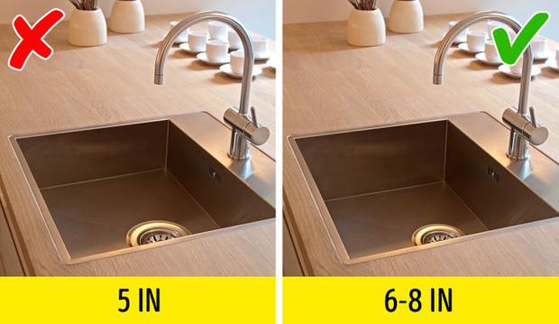 7 sai lầm trong sắp xếp nội thất biến căn bếp của bạn thành cơn ác mộng - Ảnh 3.