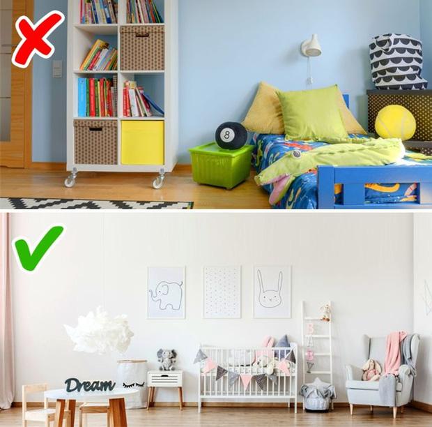 10 kiểu thiết kế nội thất kém sang cần tránh xa ngay - Ảnh 7.