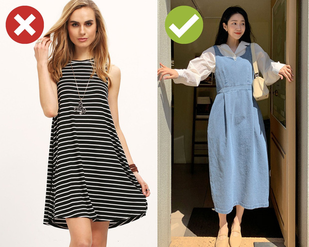 4 kiểu váy hai dây chị em chớ dại mà mua: Kiểu lỗi mốt từ tám đời, kiểu diện lên trông như đồ ngủ - Ảnh 1.