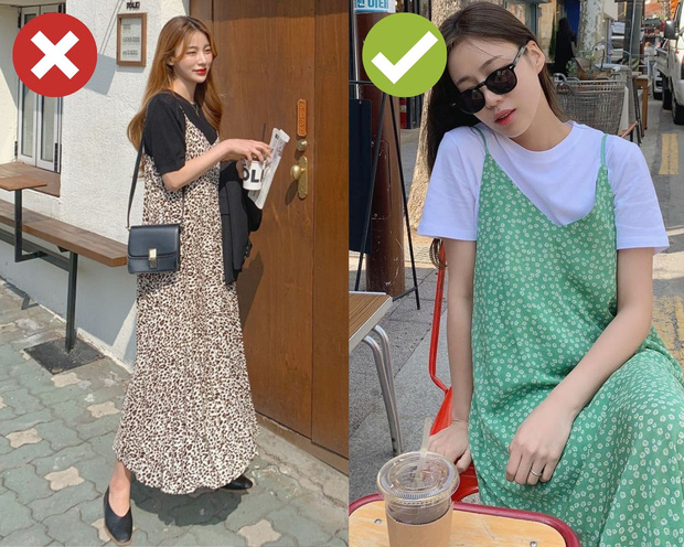 4 kiểu váy hai dây chị em chớ dại mà mua: Kiểu lỗi mốt từ tám đời, kiểu diện lên trông như đồ ngủ - Ảnh 4.