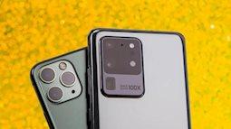 Mê chụp hình nên chọn Galaxy S20 hay iPhone 11 Pro Max?