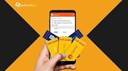 """Hành trình """"gần gũi"""" với khách hàng qua dịch vụ thẻ cào tại muathe123.vn"""