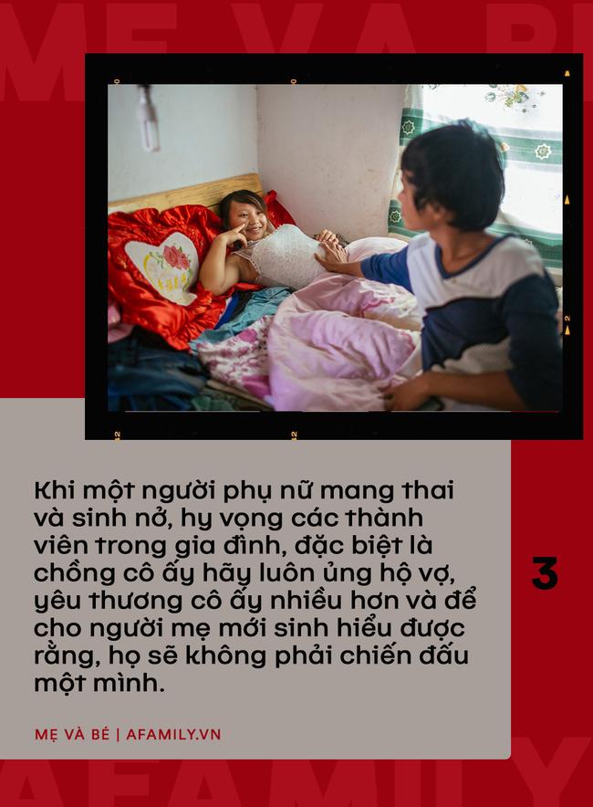 Bức ảnh chiếc bụng rạn đen sau khi sinh 10 ngày và câu chuyện sinh nở của hơn 1000 người mẹ khác khiến ai cũng phải trầm ngâm suy nghĩ - Ảnh 8.