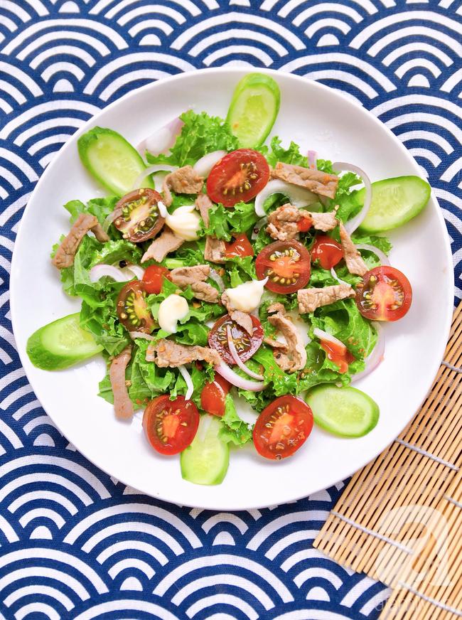 7 món salad giảm cân làm cực dễ ăn cực ngon - Ảnh 17.