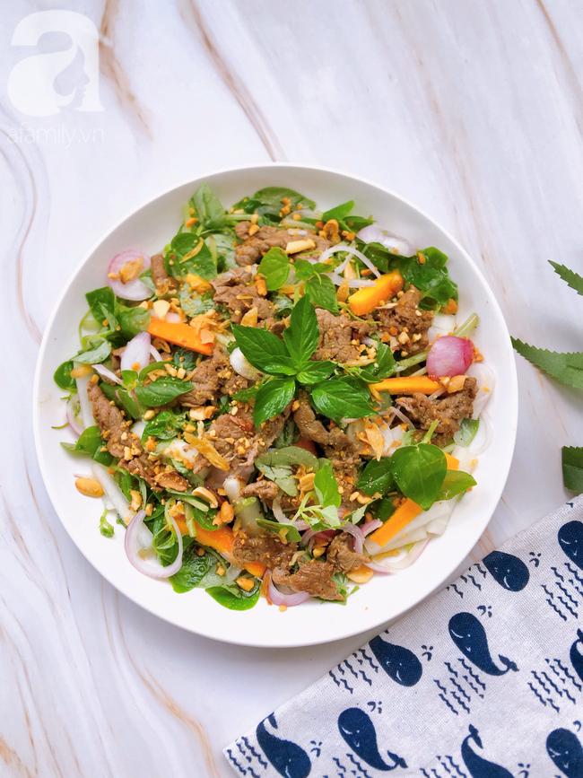 7 món salad giảm cân làm cực dễ ăn cực ngon - Ảnh 8.