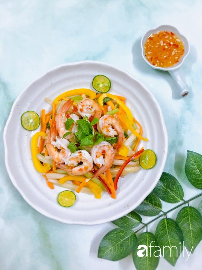 7 món salad giảm cân làm cực dễ ăn cực ngon - Ảnh 20.