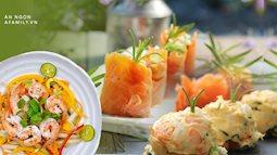 6 món salad siêu ngon, ăn lại nhẹ bụng lễ này mang đi dã ngoại là chuẩn chỉnh!