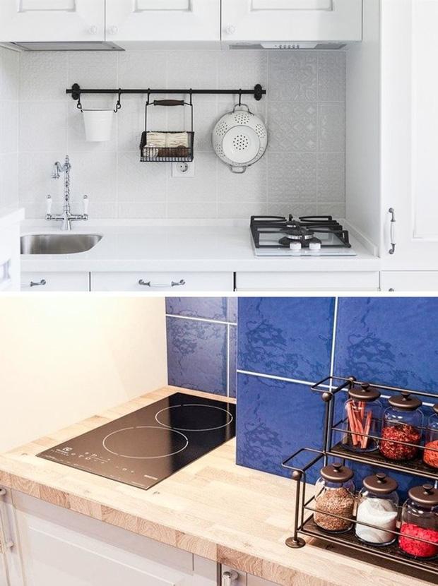 7 cách đơn giản giúp giải phóng không gian nhà bếp, dù nhỏ đến đâu cũng sẽ rộng rãi không ngờ - Ảnh 7.