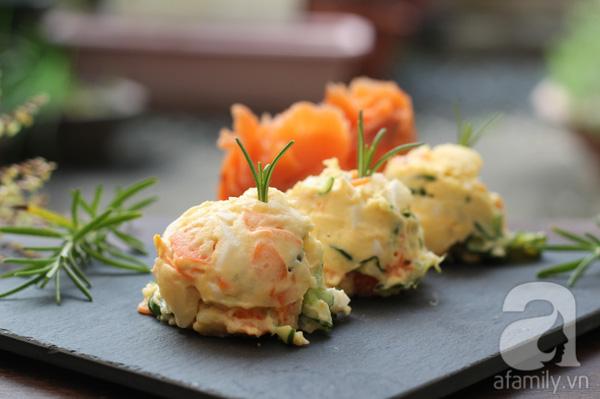 7 món salad giảm cân làm cực dễ ăn cực ngon - Ảnh 5.