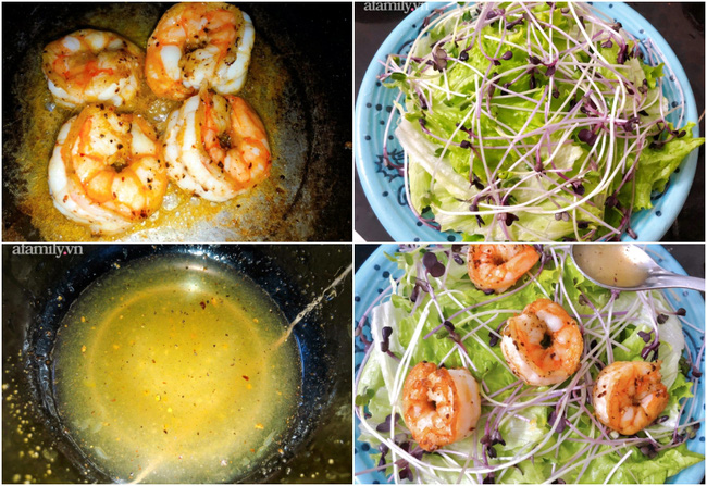 7 món salad giảm cân làm cực dễ ăn cực ngon - Ảnh 1.