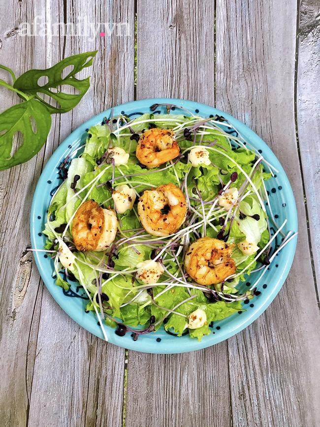 7 món salad giảm cân làm cực dễ ăn cực ngon - Ảnh 2.