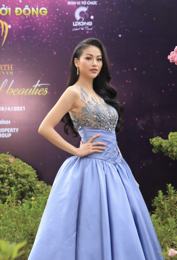 Sự kiện quy tụ đủ 7 mỹ nhân từng chiến Miss Earth: Phương Khánh, Diễm Hương khoe ngực đầy, Nam Em say nắng trên thảm đỏ - Ảnh 8.