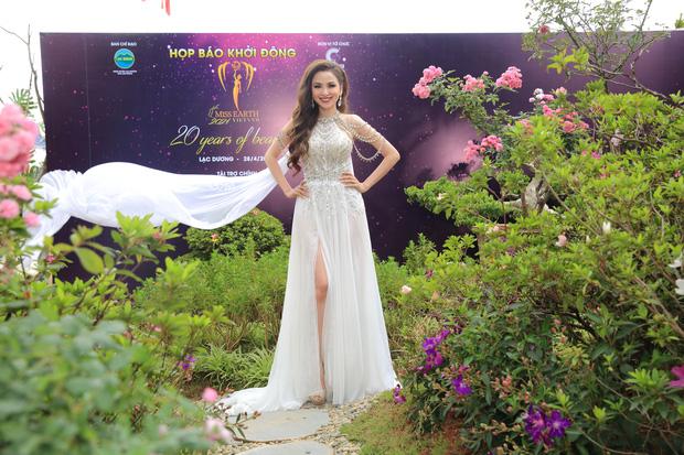Sự kiện quy tụ đủ 7 mỹ nhân từng chiến Miss Earth: Phương Khánh, Diễm Hương khoe ngực đầy, Nam Em say nắng trên thảm đỏ - Ảnh 6.