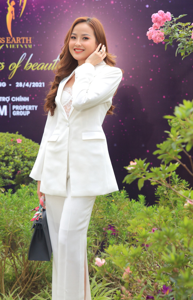 Sự kiện quy tụ đủ 7 mỹ nhân từng chiến Miss Earth: Phương Khánh, Diễm Hương khoe ngực đầy, Nam Em say nắng trên thảm đỏ - Ảnh 10.