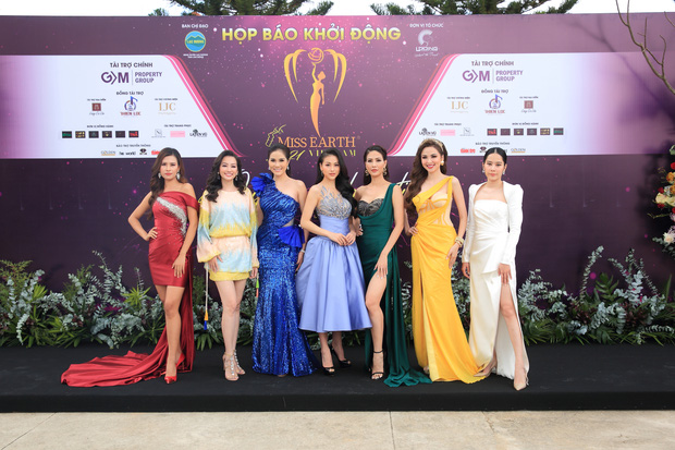 Sự kiện quy tụ đủ 7 mỹ nhân từng chiến Miss Earth: Phương Khánh, Diễm Hương khoe ngực đầy, Nam Em say nắng trên thảm đỏ - Ảnh 3.