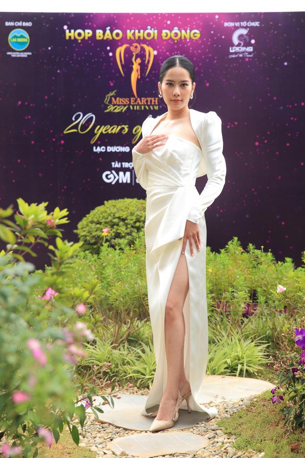 Sự kiện quy tụ đủ 7 mỹ nhân từng chiến Miss Earth: Phương Khánh, Diễm Hương khoe ngực đầy, Nam Em say nắng trên thảm đỏ - Ảnh 5.
