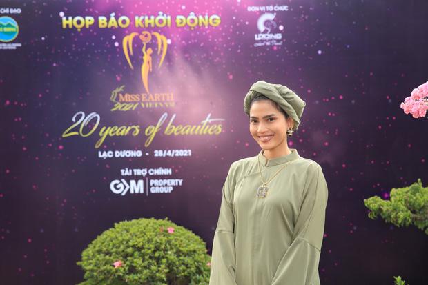 Sự kiện quy tụ đủ 7 mỹ nhân từng chiến Miss Earth: Phương Khánh, Diễm Hương khoe ngực đầy, Nam Em say nắng trên thảm đỏ - Ảnh 15.