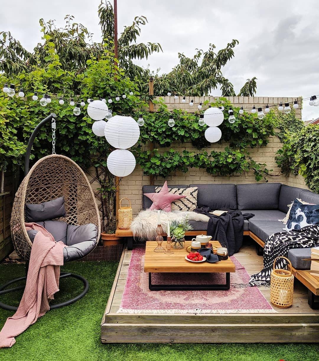 Những xu hướng trang trí sân vườn mùa hè năm nay nhất định bạn không nên bỏ lỡ - Ảnh 1.
