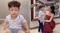 Con trai 5 tuổi hay ốm vặt nằm viện, hot mom Hương Trần - vợ cũ của Việt Anh vẫn có bí kíp chăm con cực bụ bẫm