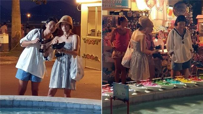 Song Hye Kyo và những lần diện đồ hai dây khoe vai trần gợi cảm, mướt mắt - Ảnh 7.
