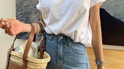Mix quần skinny jeans với 4 kiểu áo sau thì ai cũng sẽ khen bạn mặc đẹp