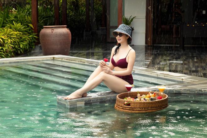 Cận cảnh sắc vóc trẻ đẹp, nóng bỏng của Hoa hậu Giáng My ở tuổi 50 - Ảnh 4.