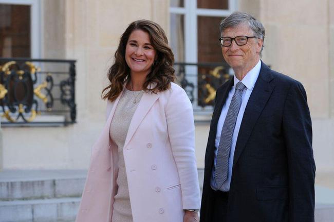 Hóa ra, vợ tỷ phú Bill Gates đã ngầm biểu lộ