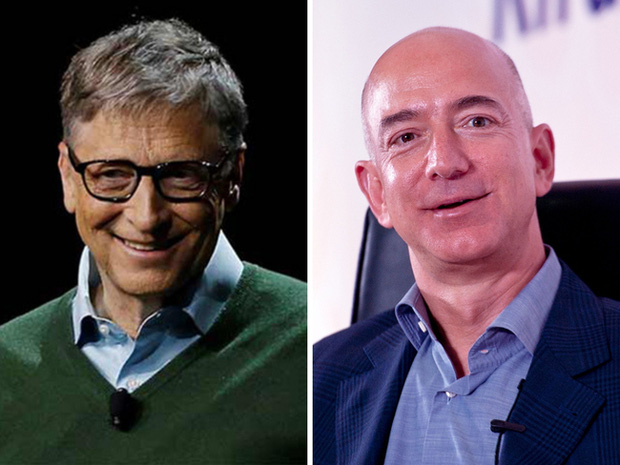 Điểm chung của 2 tỷ phú giàu bậc nhất thế giới Bill Gates và Jeff Bezos: Họ đều rửa bát mỗi tối và... ly hôn - Ảnh 1.