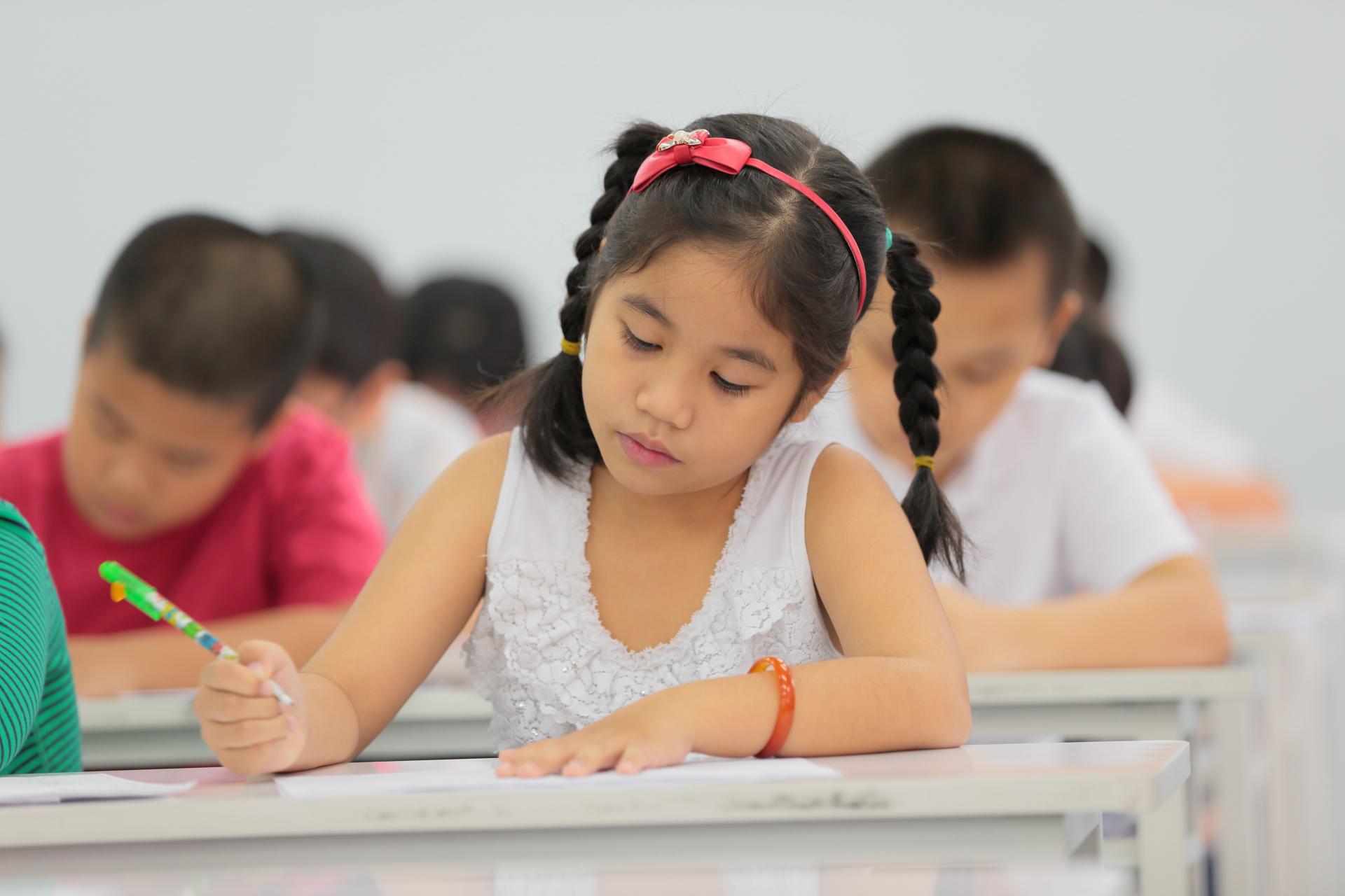 Học Toán thế nào để không khiến con trẻ cảm thấy áp lực? - Ảnh 1.
